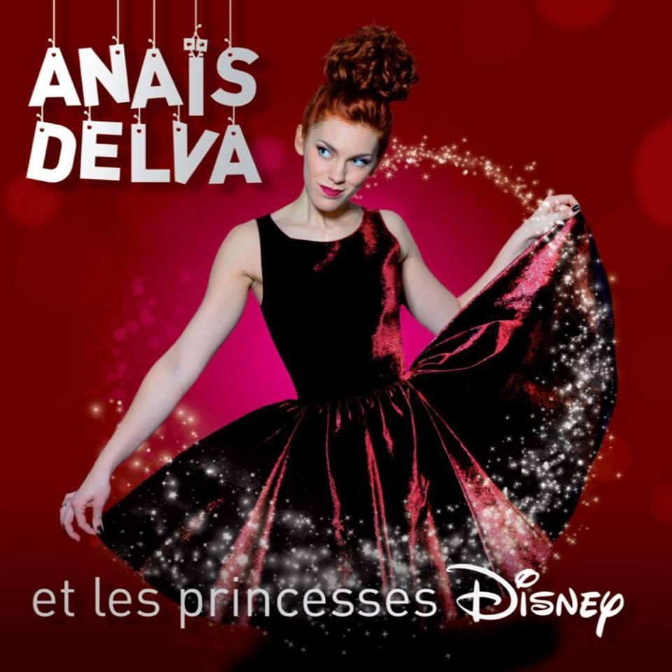 Disney Anaïs Delva et les princessses Illustration