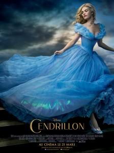Disney Cendrillon Film affiche poster
