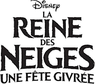 Disney La Reine des Neiges Une Fête Givrée Illustration