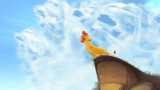 Disney The Lion Guard Illustration