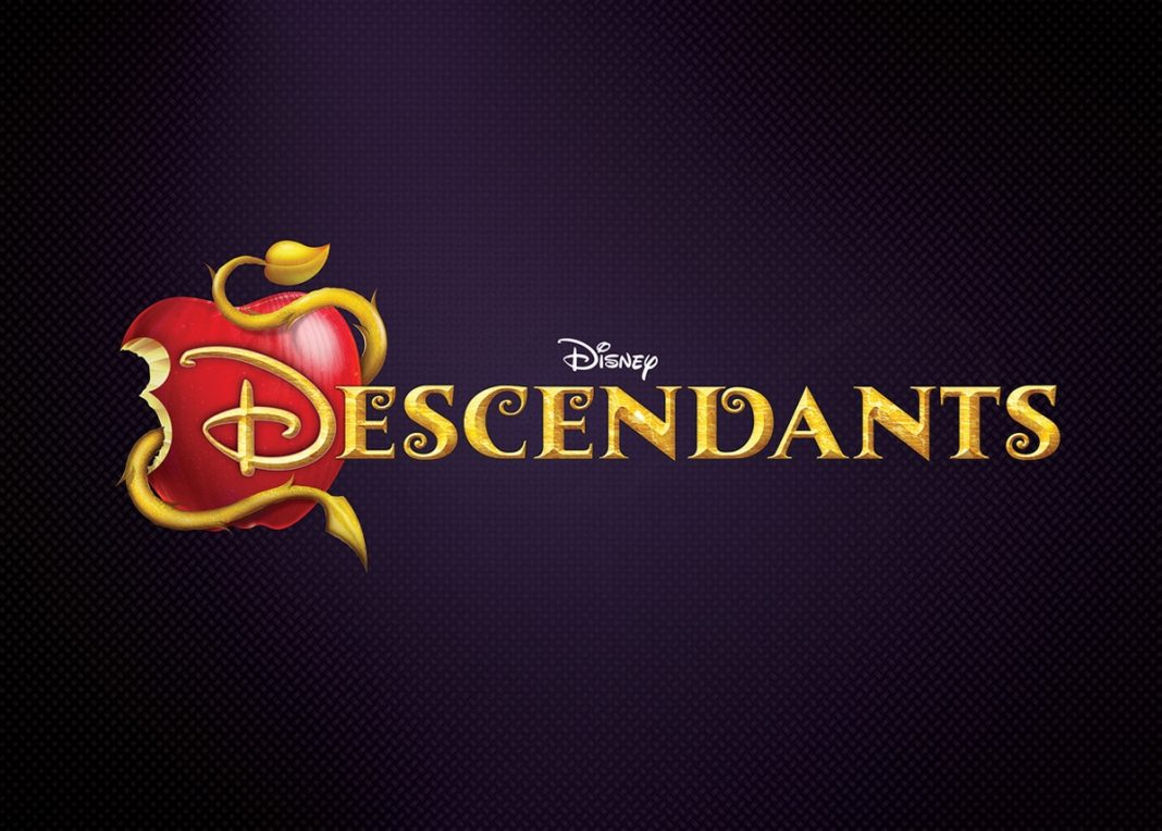 Disney Descendants Illustration