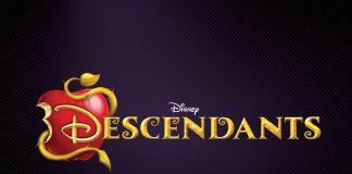 Disney Descendants Illustration