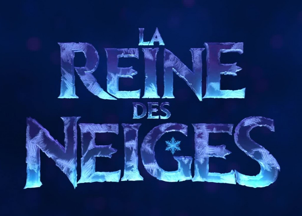 Disney la reine des neiges - illustrations