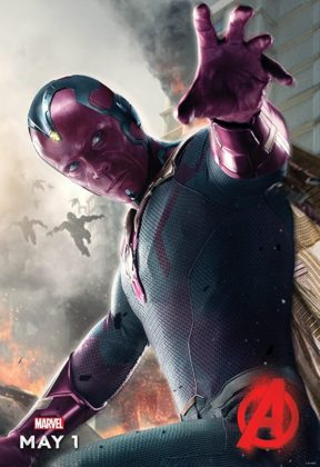 Affiche Poster Avengers Ere Ultron Marvel Disney