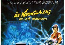 Affiche Poster aventuriers 4e dimension project science disney touchstone