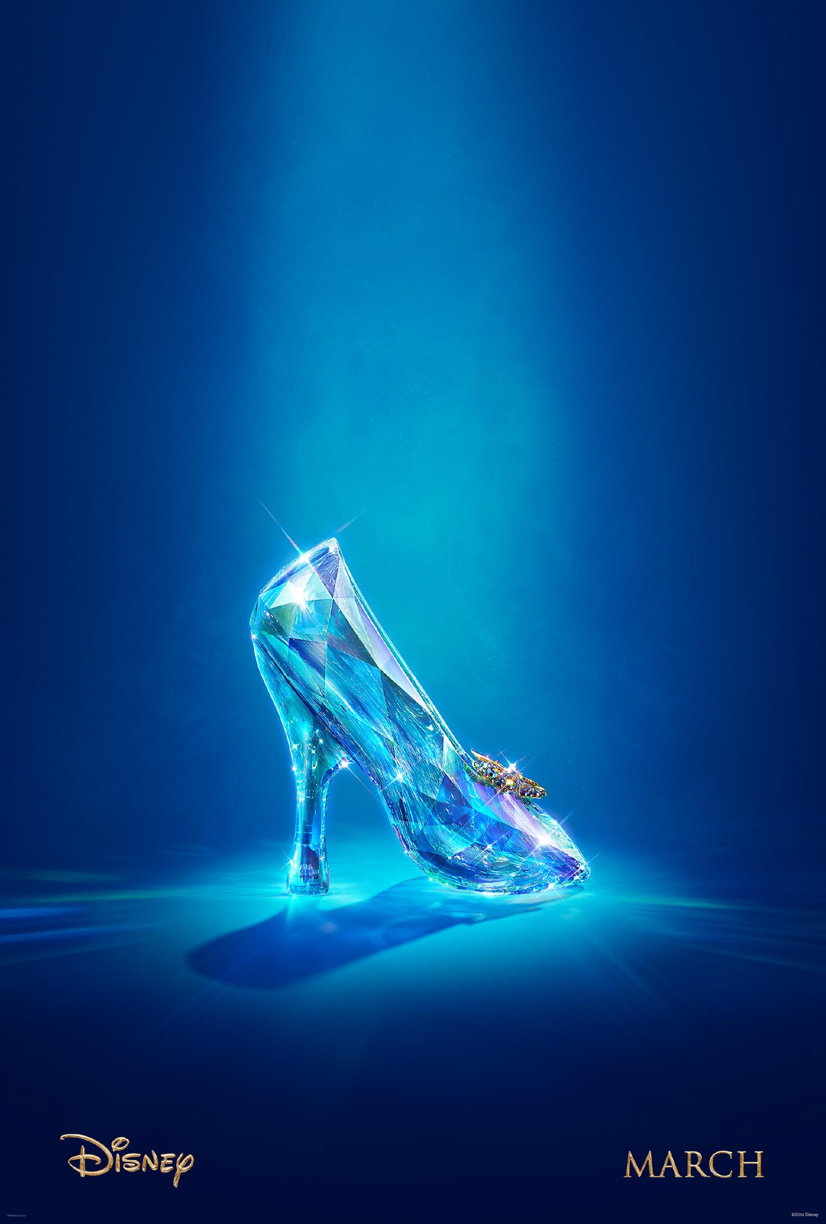 Disney Affiche Poster Cendrillon Cinderella film movie
