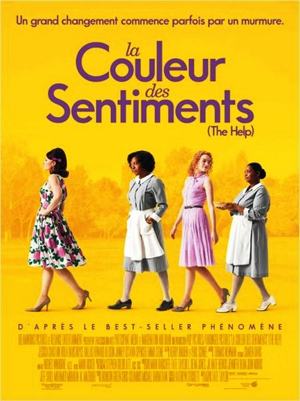 affiche couleur sentiments poster the help touchstone pictures
