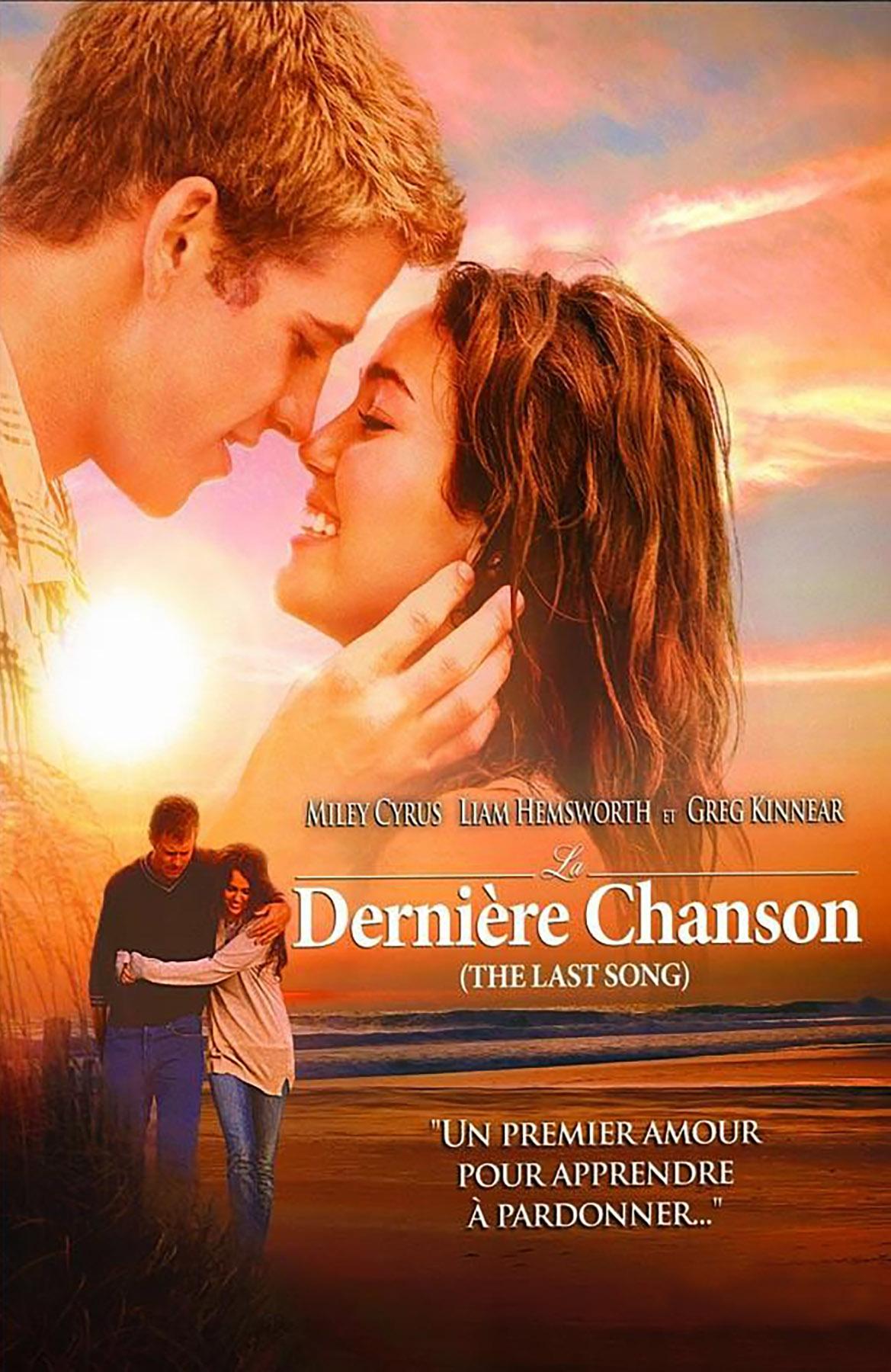 Affiche Poster dernière chanson last song disney touchstone