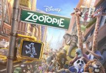 disney affiche zootopie poster zootopia