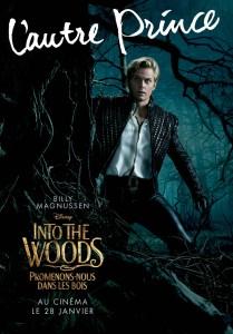 affiche into the woods personnage autre prince promenons nous dans bois character disney pictures autre prince other prince