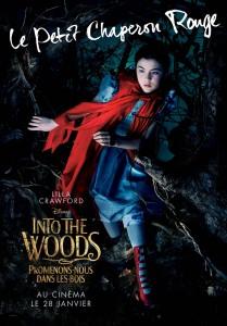 affiche into the woods personnage autre prince promenons nous dans bois character disney pictures petit chaperon rouge