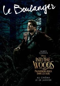 affiche into the woods personnage autre prince promenons nous dans bois character disney pictures boulanger