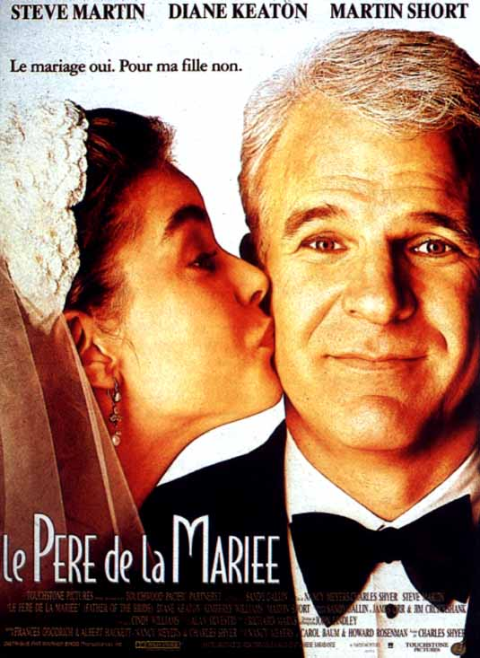 affiche pere mariee father bride poster touchstone pictures