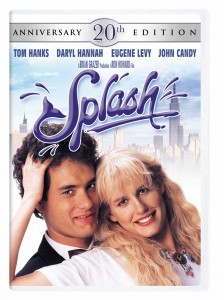 affiche splash touchstone pictures poster