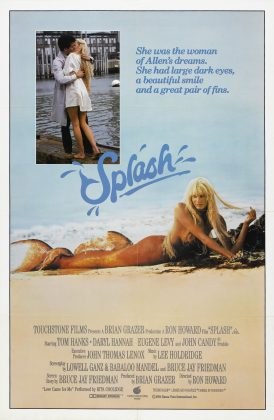 Affiche Poster Splash disney touchstone