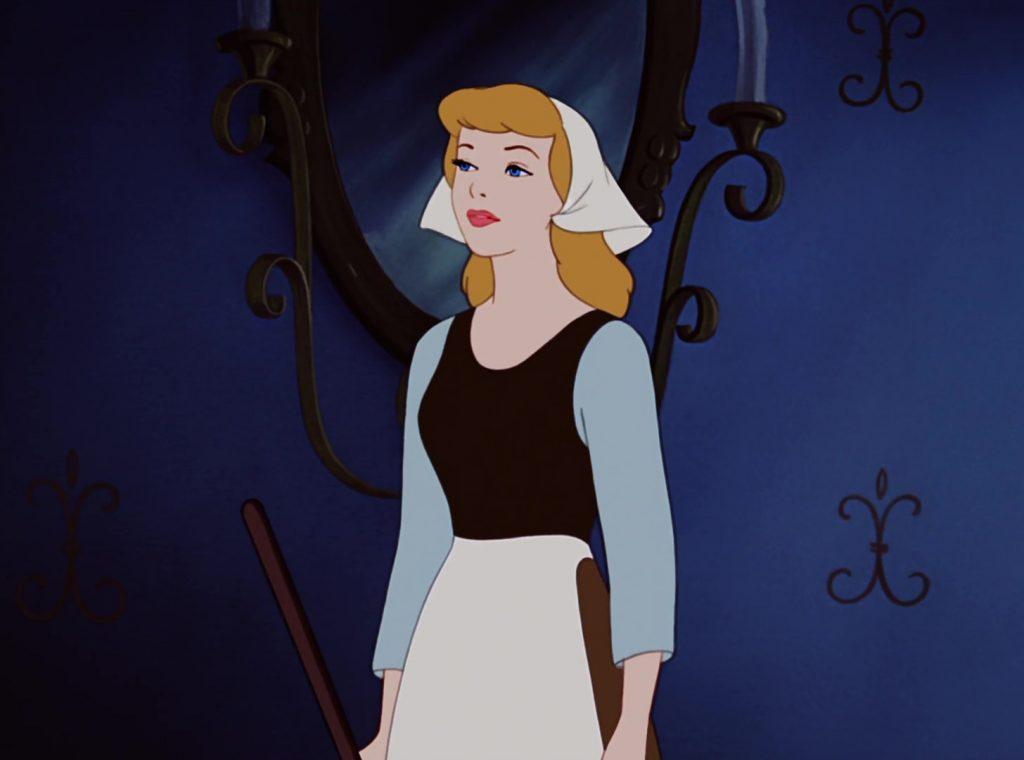 disney personnage character cendrillon cinderella