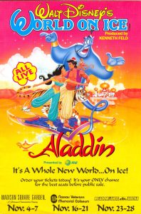 disney on ice aladdin