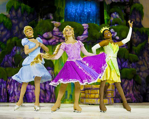 disney on ice au bout de tes reves dare to dream