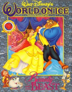 disney sur glace belle et la bête world beauty beast