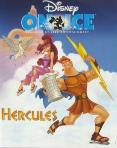 disney on ice happily ever after featuring hercules