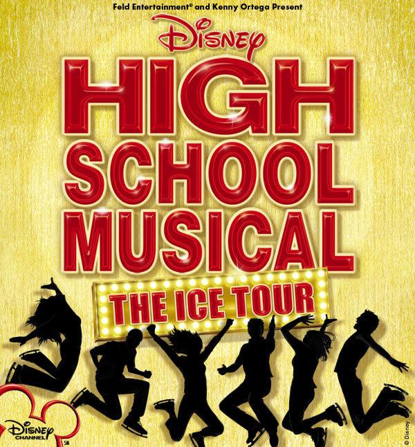 disney on ice high school musical