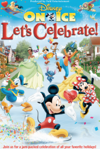 disney on ice-let's celebrate
