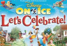 disney on ice-let's celebrate