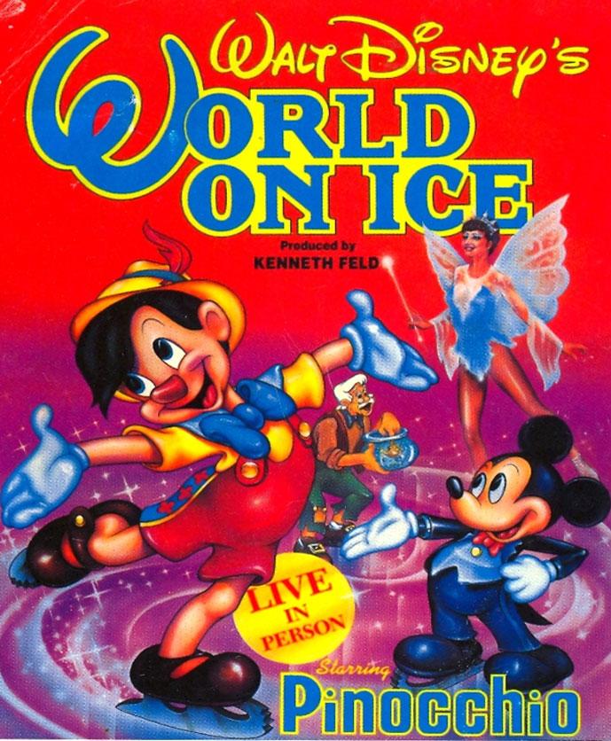 disney on ice magic kingdom pinocchio