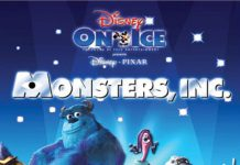 disney on ice monsters inc
