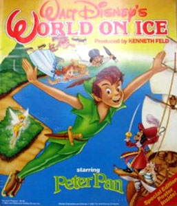 World on Ice Starring Peter Pan