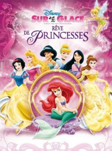disney sur glace reves de princesses heros ice