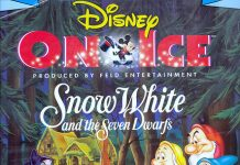 disney on ice snow white seven dwarfs