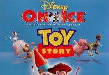 Disney on ice Pixar's Toy Story