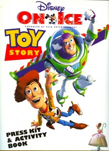 Disney on ice Pixar's Toy Story