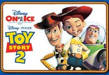 Disney on ice Pixar's Toy Story 2