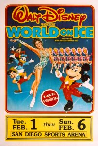disney on ice world