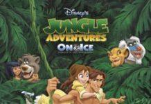 disny on ice glace les aventures de la jungle
