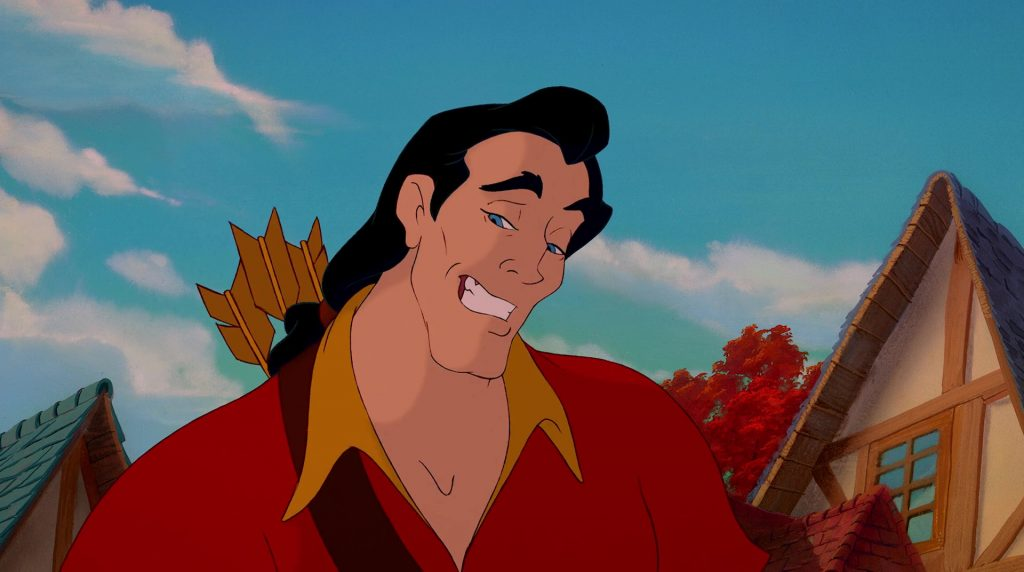 gaston personnage character disney la belle et la bête beauty and the beast
