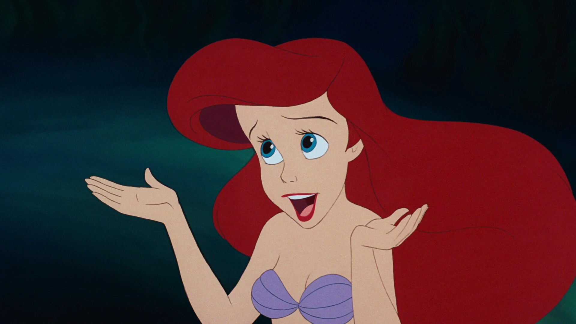 image ariel personnage petite sirene ariel character from little mermaid disney animation