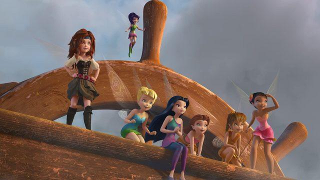 image clochette fée pirate tinkerbell fairy disney