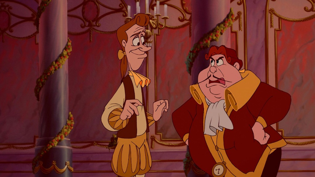 imge big ben personnage belle et bete cogsworth character beauty and beast