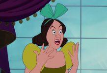 javotte trémaine disney personnage character cendrillon cinderella