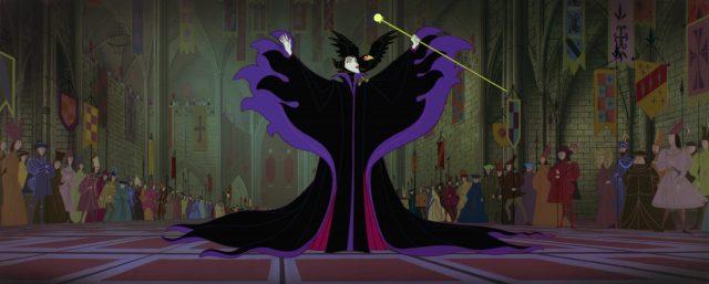 maléfique maleficent personnage character la belle au bois dormant sleeping beauty disney animation