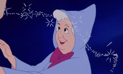 marraine fée fairy godmother disney personnage character cendrillon cinderella