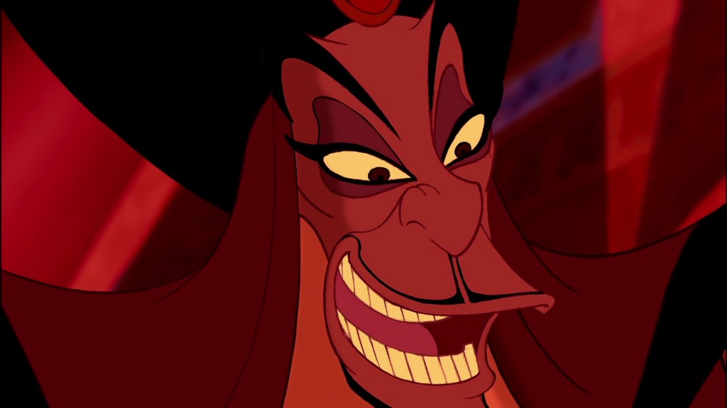 personnage jafar aladdin photo poster character movie film