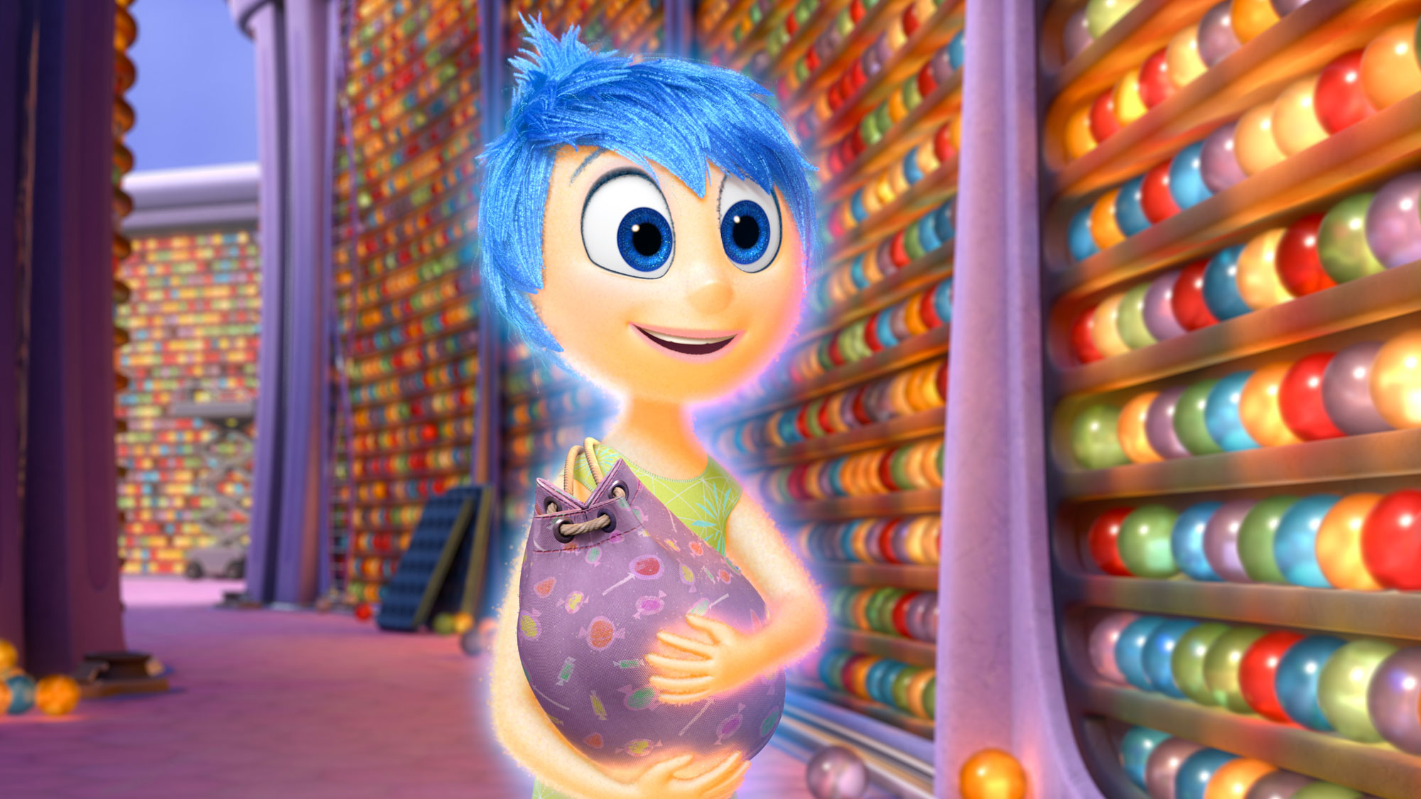 Disney Pixar Vice Versa Inside Out