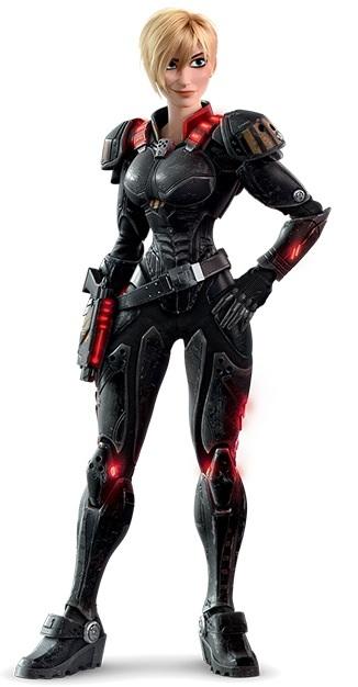 Sergeant calhoun hot