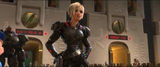 sergent calhoun personnage mondes ralph wreck it character disney
