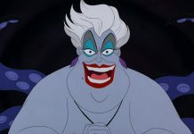 ursula vanessa disney personnage character animation la petite sirène the little mermaid