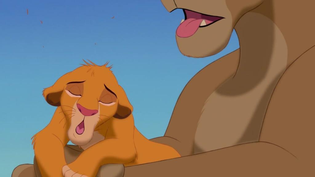 Illustration Le Roi Lion Faux Raccords